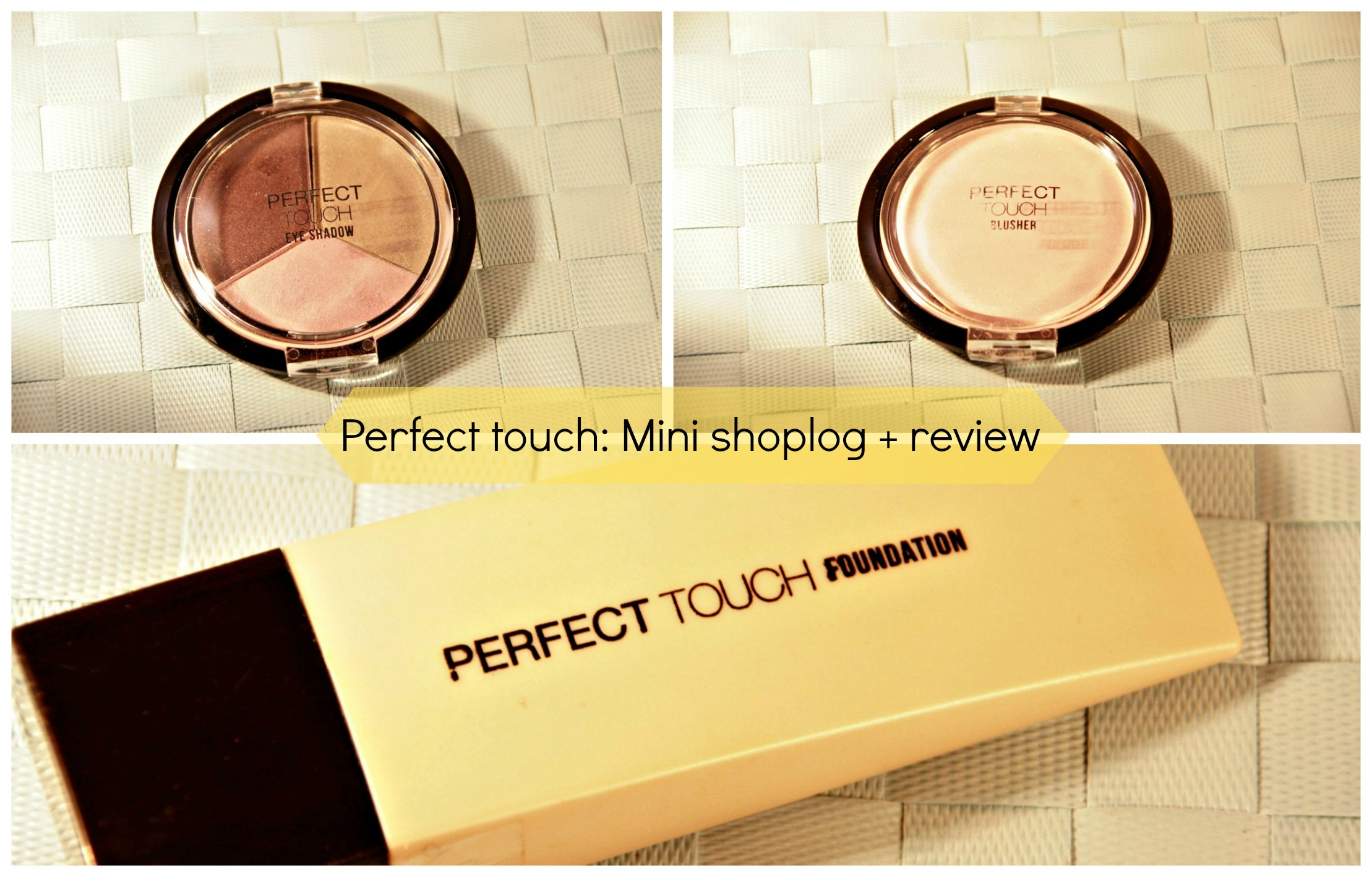 Perfect touch shoplog