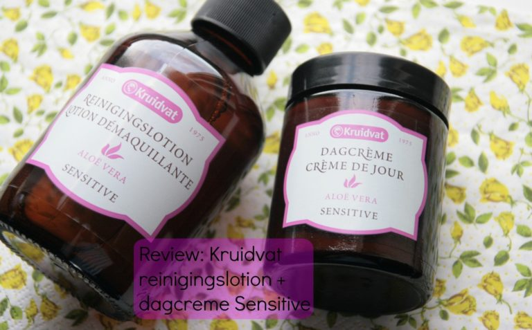 Review Kruidvat reinigingslotion sensitive