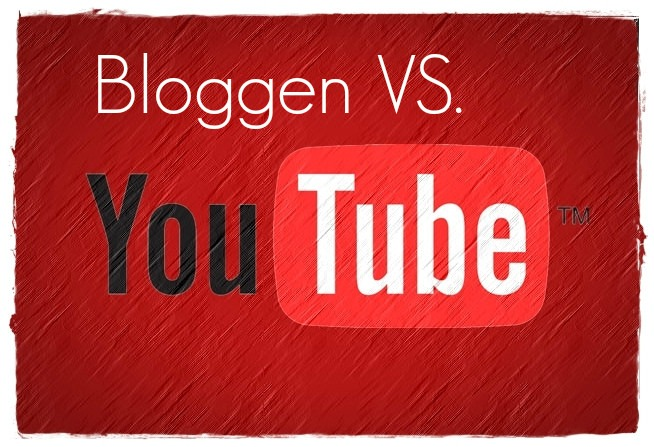 Bloggen VS Youtube