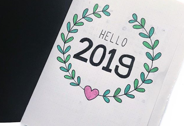 Bullet journal inspiratie