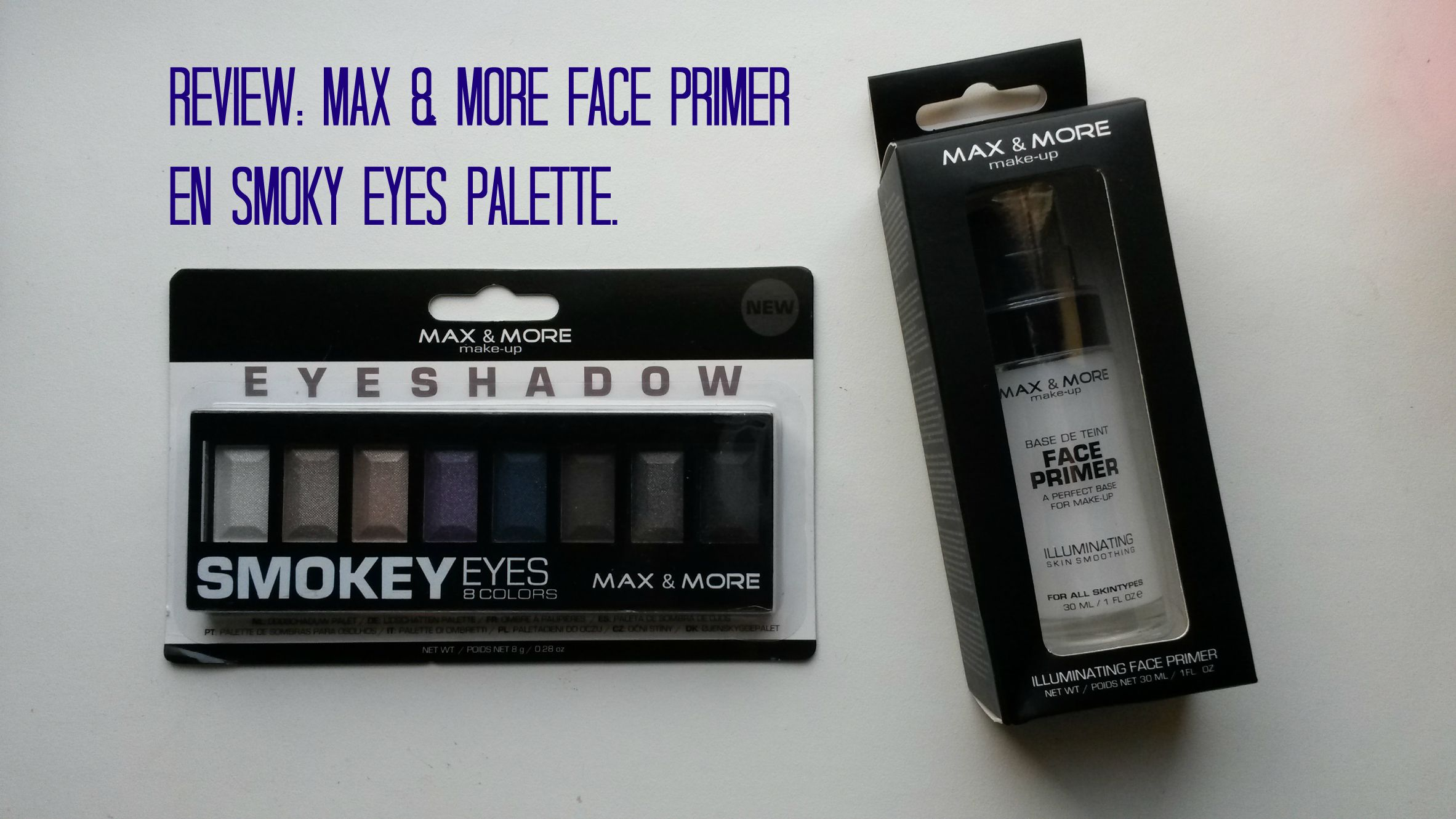 Review Max & More primer