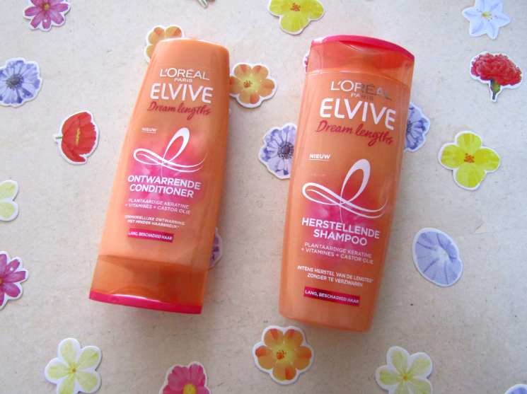 review l'oreal elvive dream lengths