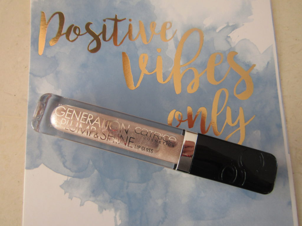 review catrice generation plump & shine lipgloss