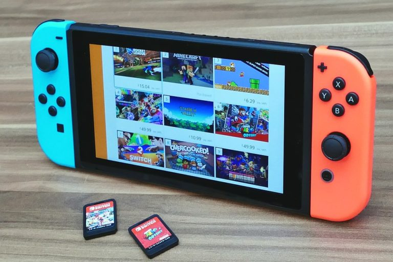 Review nitendo switch