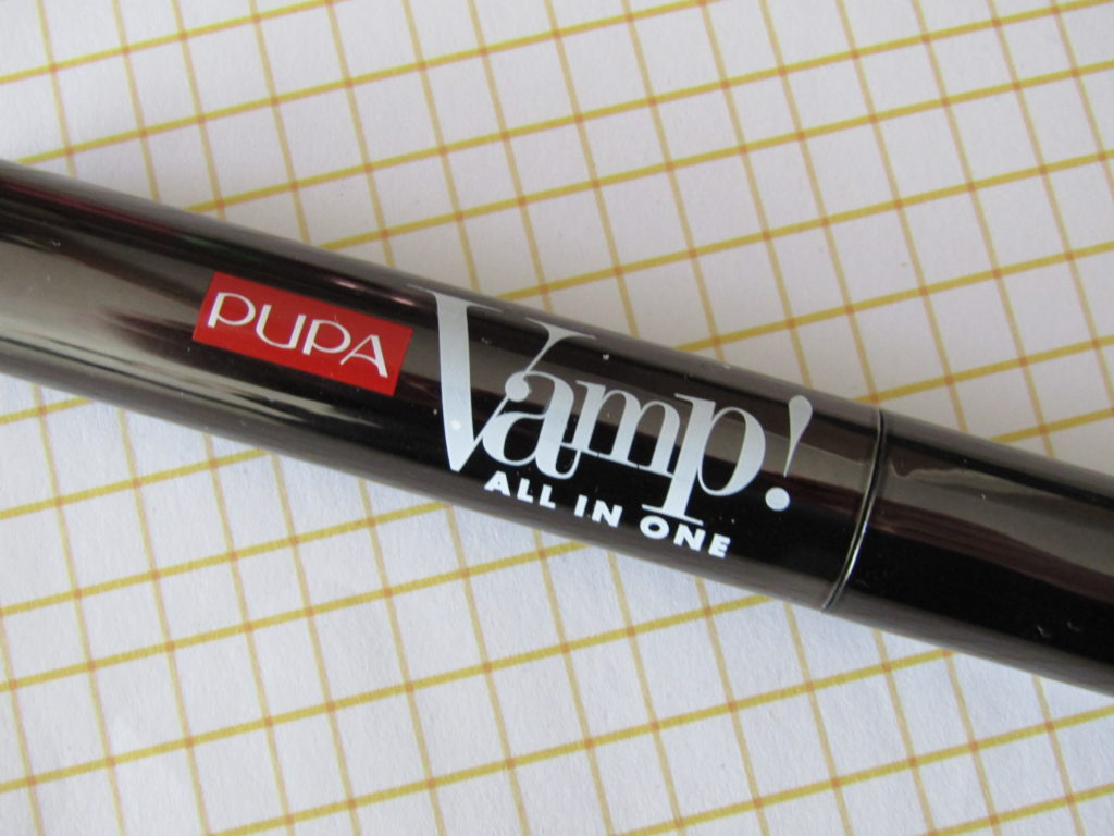 Review pupa vamp mascara
